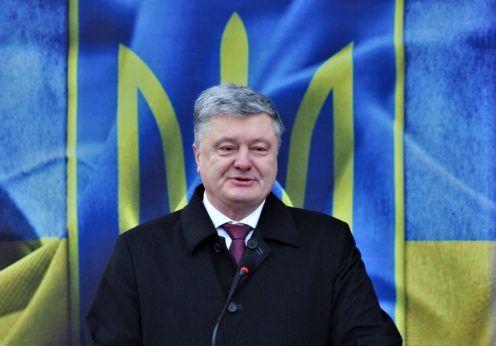 Петр Порошенко в Одессе 28.12.2018