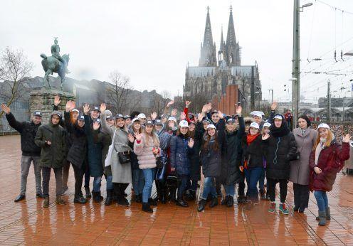 Одесские студенты в Германии