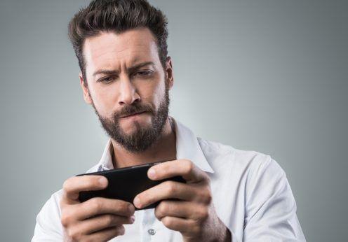 Мобильные геймеры в Украине