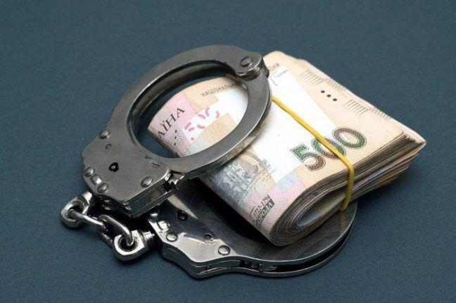 В Одессе директор госпредприятия «погорел» на взятке в 10 тысяч гривен