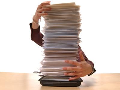 документы в точке торговли