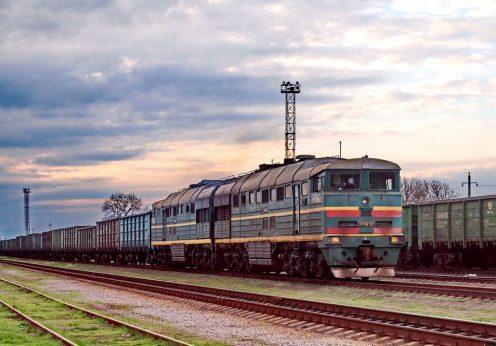 Одесский ЖД узел