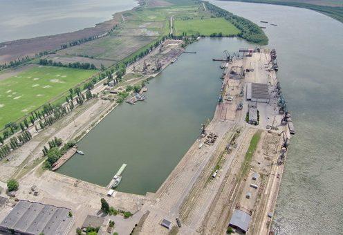 Одесская область: порты на Дунае хотят объединить в одну структуру