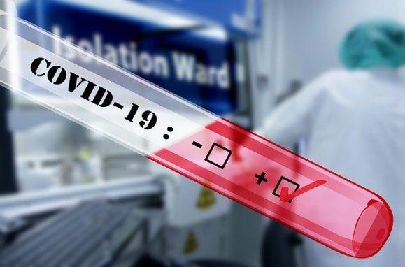 В Украине уже 418 заболевших COVID-19, из них 8 в Одесской области
