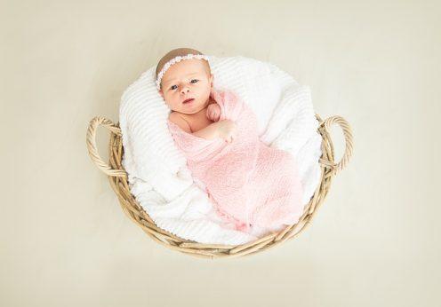 На прошлой неделе в роддомах Одессы на свет появились 183 малыша