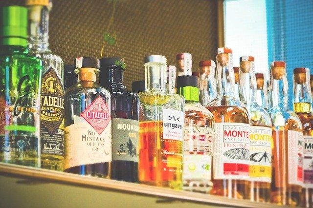 В Украине выросли продажи крепкого импортного алкоголя