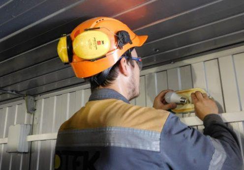 Одесские энергетики полностью отказываются от использования люминесцентных ламп