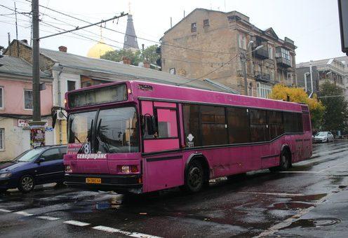 автобусы для пассажиров с ограниченными возможностями