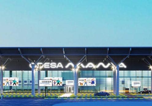 аэропорт Одесса