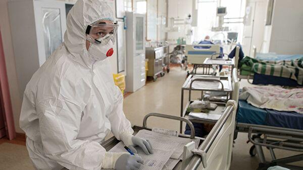 коронавирус койки