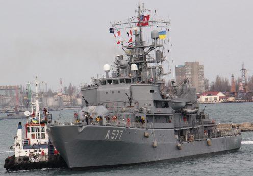 Корабли блока НАТО
