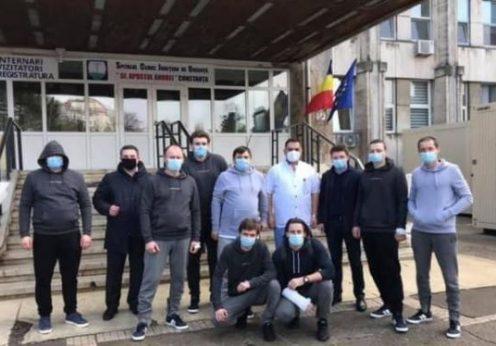 Одесские моряки