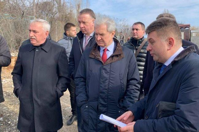 Рабочий визит Гриневецкого
