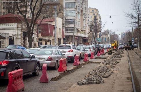 Ремонт Фпунцузского бульвара