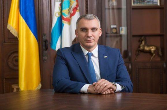 Сенкевич мэр Николаева