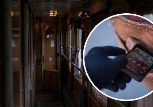 Воры в поездах