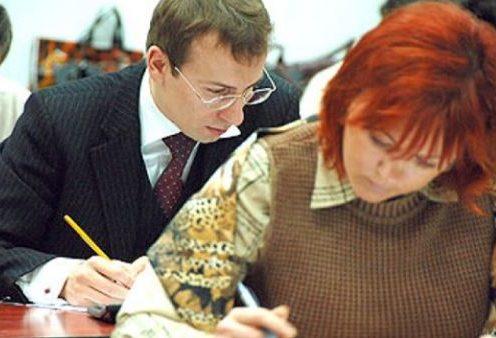 Чиновники экзамены украинский язык