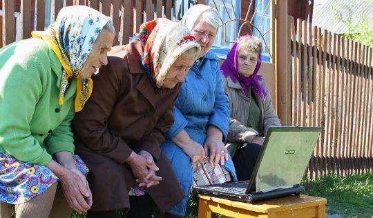 Интернет в села Михаил Федоров