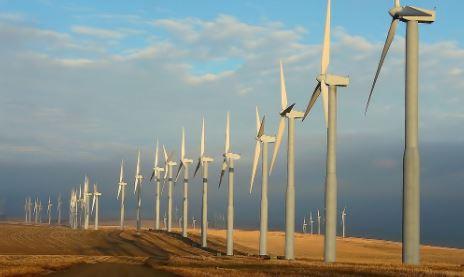 Ветроэнергостанции