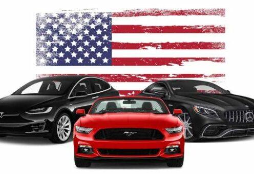 Авто из Америки США
