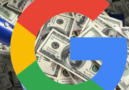 Google налог на гугл