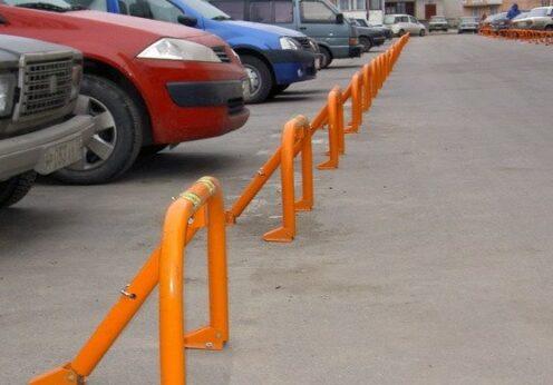 Ограничители парковки