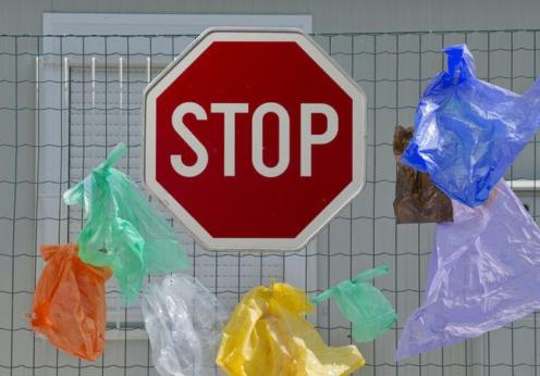 Пластиковые пакеты запрет