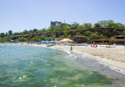 пляжи одесса