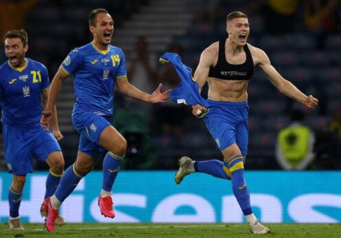 Евро-2020: Украина вышла в 1/4, обыграв Швецию