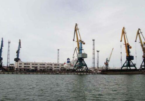 порты Одесской области