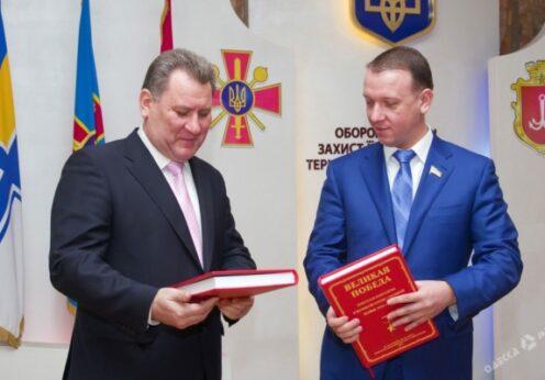 Создатель герба и флага Одесского района прокомментировал критику в свой адрес