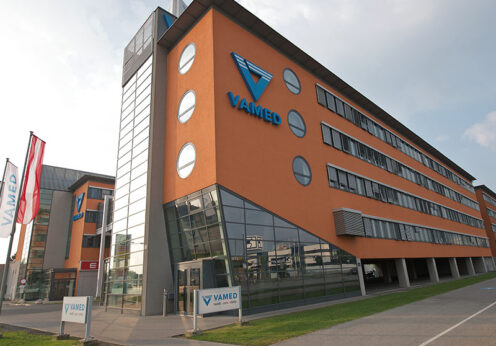 Австрийская компания Vamed