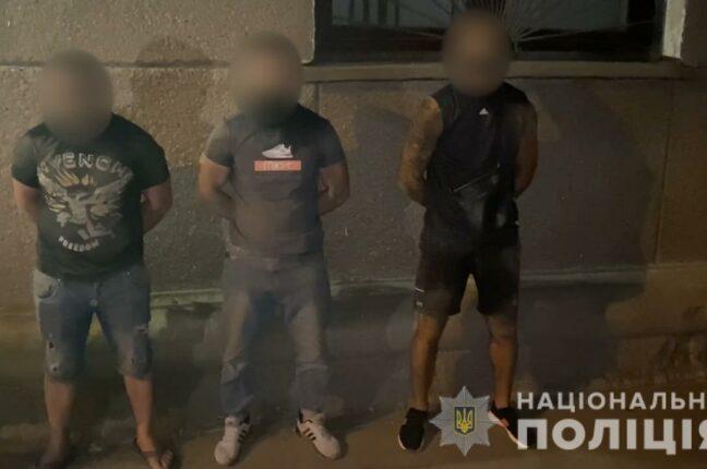 В Одессе задержали банду шантажистов