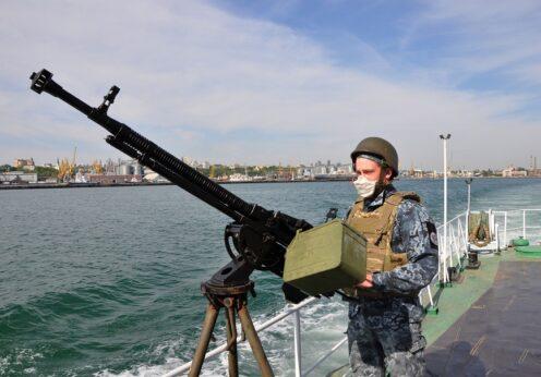 база пограничников НАТО Одесса