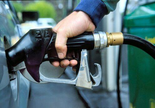 Цена бензина в Украине