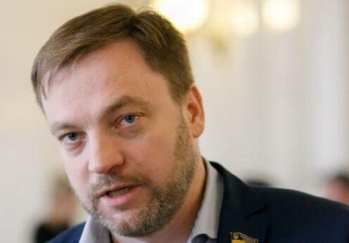 МВД возглавил Денис Монастырский