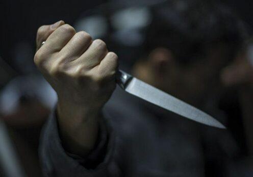 Убил ножом арендодателя