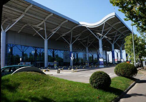 В июне одесским аэропортом воспользовались более 100 тысяч пассажиров