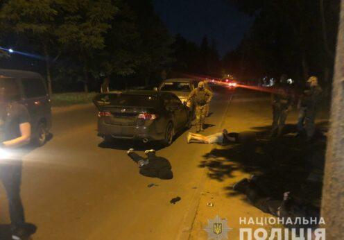 В Одессе разоблачили офисных грабителей