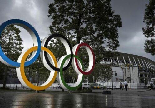 Олимпийские игры 2020 Токио