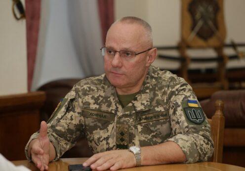 Руслан Хомчак увольнение