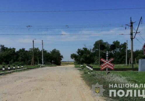 Женщина погибла под колесами поезда в Одесской области