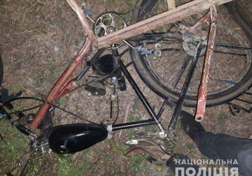 В ДТП погиб велосипедист