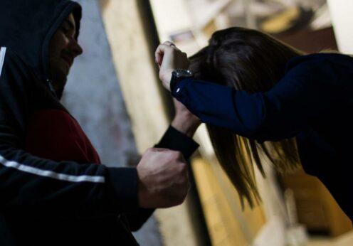 Житель Черноморска напал на знакомую
