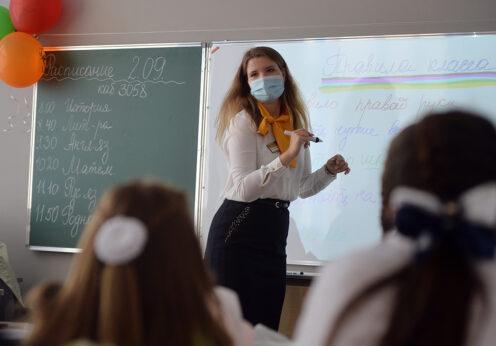 В Одесской области толко 35 школ готовы к желтой зоне
