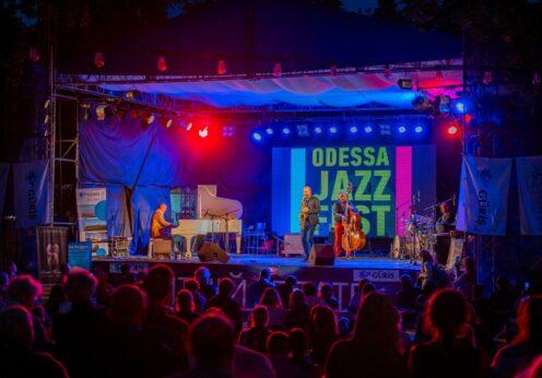 Джазовый фестиваль в Одессе