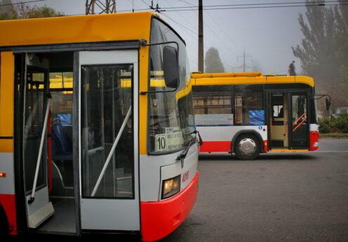 электробусы Одесса