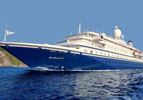 Лайнер Sea Dream II должен пришвартоваться на Морвокзале Одессы 28 сентября