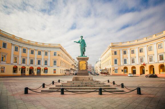 Одесса в рейтинге комфортных городов