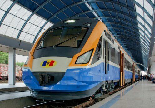 поезд Одесса-Кишинев